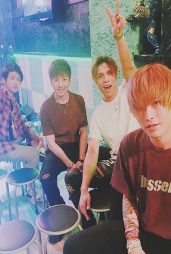 NOBLEMAN一周年記念!! 【NOBLEMAN Live】
