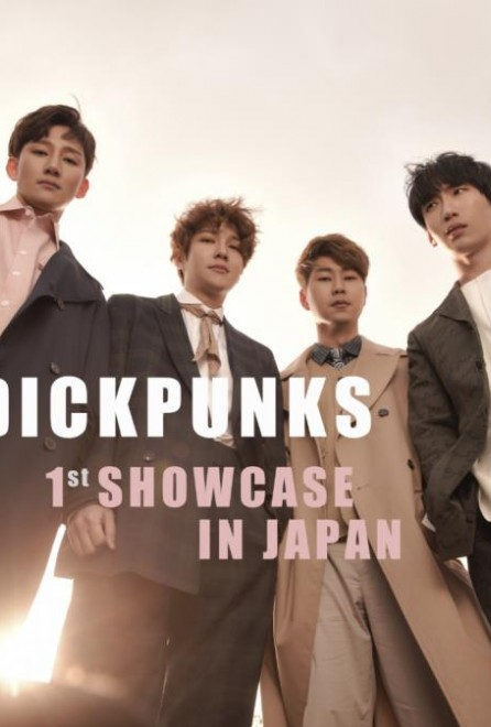 DICKPUNKS 1st SHOWCASE IN JAPAN