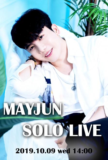 MAYJUN SOLO LIVE